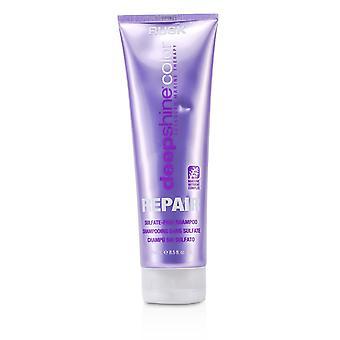 Deepshine color repair sulfate free shampoo 250ml/8.5oz