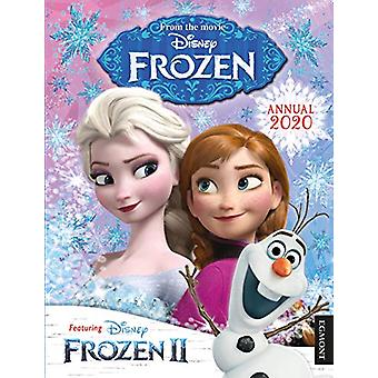 Disney Frozen Annual 2020 de Disney Licensed Publishing - 97814052944