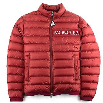 Moncler Neveu Down Jacket Red
