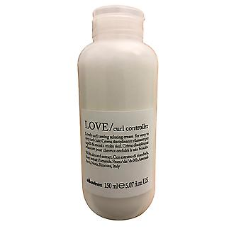 Davines Love Curl Controller Curl Taming Relaxing Cream Almond Extract 5.07 OZ