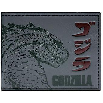 Warner Bros Godzilla Movie ID & Card Bi-Fold Wallet