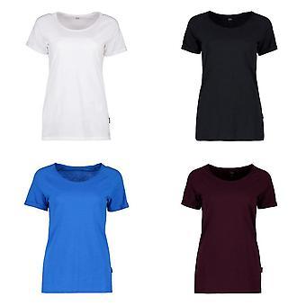 ID Womens/Ladies Core Slub T-Shirt