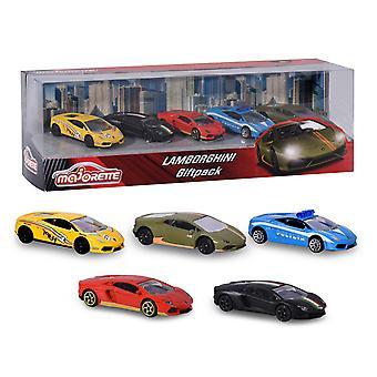 Majorette Lamborghini 5 pcs