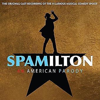 Spamilton / O.C.R. - Spamilton / importación de los E.e.u.u. de la O.C.R. [CD]