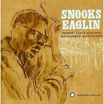 Snooks Eaglin - importation USA New Orleans rue Singer [CD]