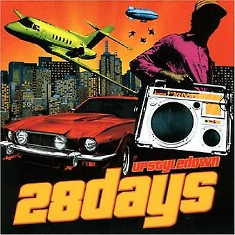 28Days - Upstyle Down [CD] USA import