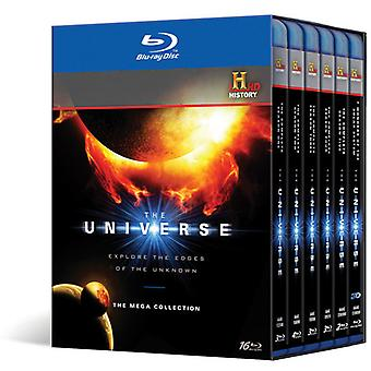 Universum - Universum: Komplette Serie Megaset [BLU-RAY] USA import