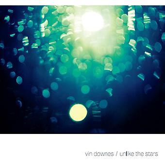 Vin Downes - Unlike the Stars [CD] USA import