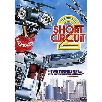 Kortslutning 2 [DVD] USA import
