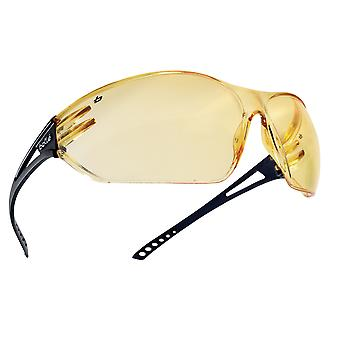 Bolle Safety SLAM Safety Glasses - Yellow BOLSLAPSJ