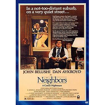 Neighbors [DVD] USA import