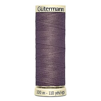Gutermann Sew-all 100% Polyester Thread 100m Hand and Machine Colour Code  - 127