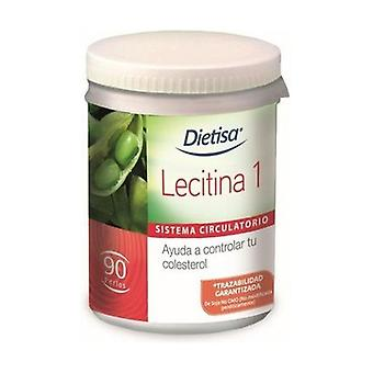 Lecithine 1 90 softgels