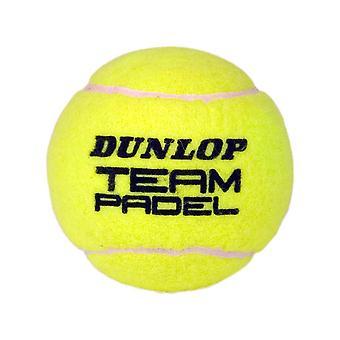 Dunlop, 15x Paddelbälle - Team Padel