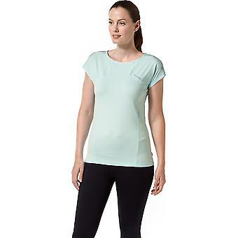 Craghoppers Women's Fusion T-Shirt Blue