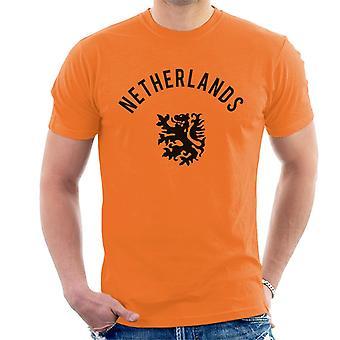 Toff Vintage Football Holland Men's T-Shirt