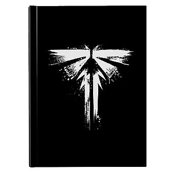 The Last Of Us Look For The Light Hardback Journal