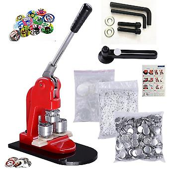 Button Badge Making Machine Kit - Pin Button Badge & Paper Cutter