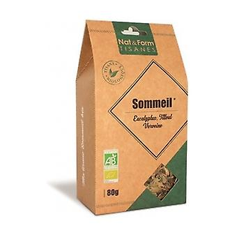 Organic Sleep Herbal Tea 80 g