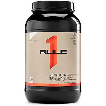 Rule1 R1 Protein naturally flavored Naturally Plain 1224 gr
