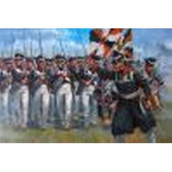 Perry Miniatures Russian Napoleonic Infantry 1809-1814
