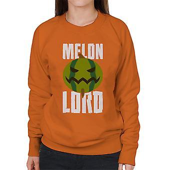 Toph Melon Lord The Last Airbender Women's Sweatshirt