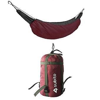 Outdoor Camping warme Abdeckung Baumwolle Hängematte