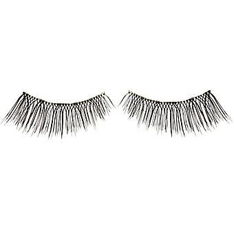 Bliss False Eyelashes - #803 / Brown - Elegant 3D Effect Luscious Lashes