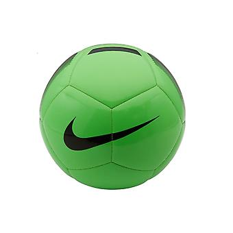 Nike Pitch Team Soccer Ball Football Training Size 5 Green