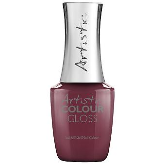 Artistic Colour Gloss Wrapped In Mystery 2019 Gel Polish Collection - Mesmerizing Mauve (2700241) 15ml
