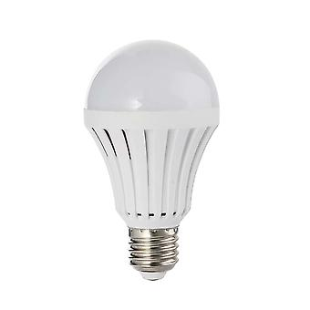 Led Emergency Light Bulb E27 B22 5w 7w 9w 12w 15w Rechargeable Intelligent Night Lamp