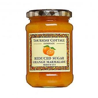 Thursday Cottage Reduced Sugar Orange Marmalade - Thursday Cottage Reduced Sugar Orange Marmalade