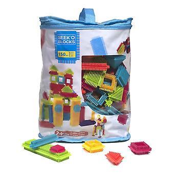 Faujas Seek'O Building Blocks PVC Bag 150pcs Unisex (BA1003)