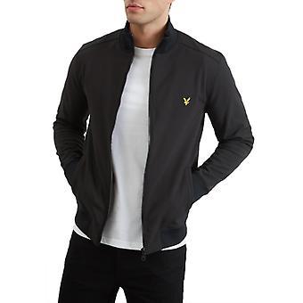 Lyle & Scott Zip Front Sweatshirt Noir 86