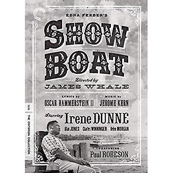 Vis båt [DVD] USA import