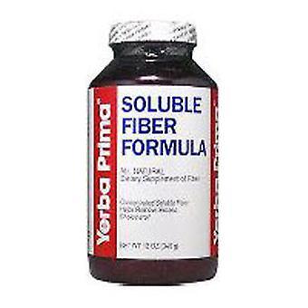 Yerba Prima Soluble Fiber Formula, 12 Oz Powder
