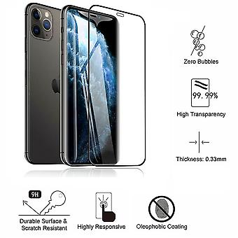 5 Pack Iphone 11 Pro - Tempered Glass Screen Protector