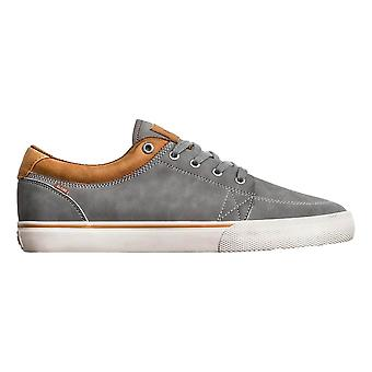 Globe GS Shoes - Grey Mock / Antique