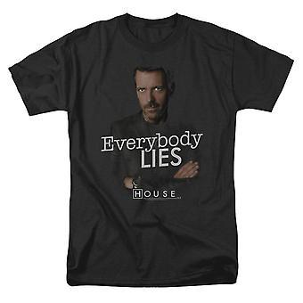 House Everybody Lies T-shirt