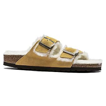 Ciabatta Birkenstock Arizona sárga birka - tight fit