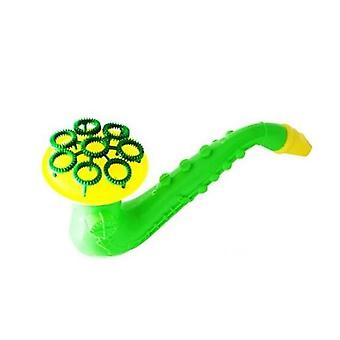 Children Water Blowing Outdoor, Fun Sport Soap Bubble, Horn No Liquild