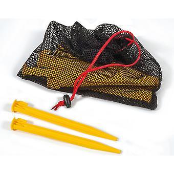 Präzisions-Netzpflöcke (Packung mit 10)