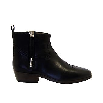 Golden Goose Gwf00137f00049590100 Women's Black Leather Ankle Boots