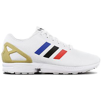 adidas Originals ZX FLUX - Men's Shoes White FV7918 Sneakers Sports Shoes