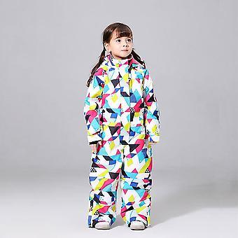 Children's Ski Suit Jumpsuit Snowboard Jacket Winter, Pants Warm Waterproof