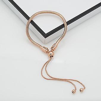 Women's Bracelet Forfriend Pull  Bracelet For Charm Beads Diy Jewelry