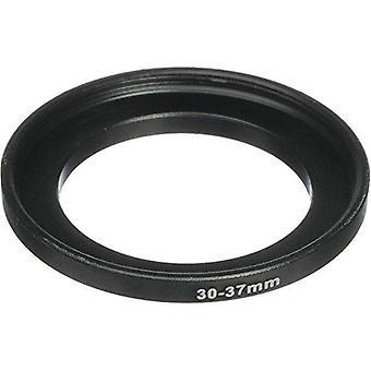 Phot-r® 30-37mm kovový step-up kroužek adaptér pro kamerové filtry a objektivy 30 - 37mm