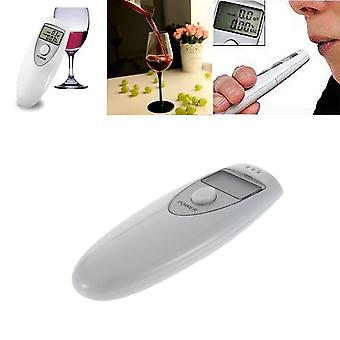 Professionele Pocket Digitale Alcohol Adem Tester
