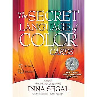 Secret Language of Color Cards 45 full colour cards and guidebook