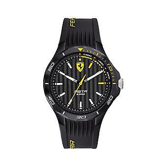 Scuderia Ferrari - Reloj de pulsera - Hombres - Cuarzo - Pista - 830782